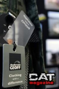 Abbigliamento tecnico Anderson Geoff