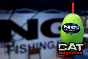 Dettaglio delle boette della NG Fishing