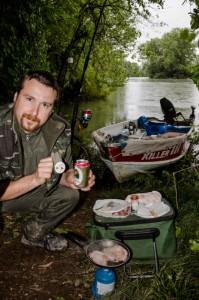 Cena sul fiume