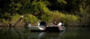 Barche in pesca
