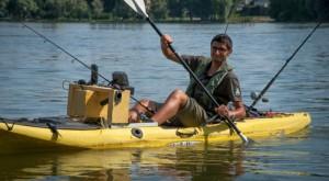 Prova del kayak