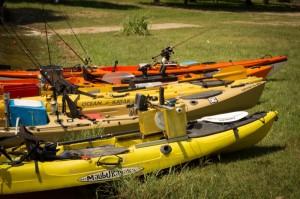 Tutti i kayak