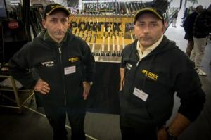Dino e Dario Ferrari, Team Sportex  Fishcon