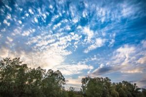 Il cielo su di noi