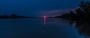 L'alba sul Grande Fiume