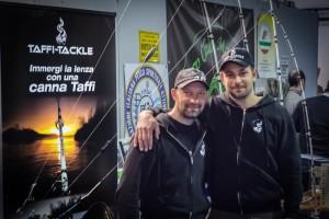 Marco Turrini e Matteo Desirò, Taffi Tackle Team