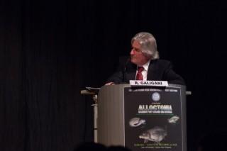 Riccardo Galigani, moderatore e giornalista di settore