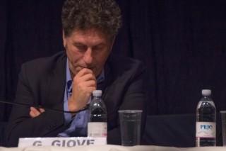 Giuseppe Giove, Comandante Guardia Forestale Emilia Romagna