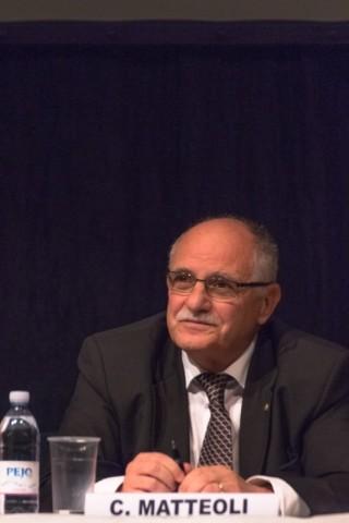 Claudio Matteoli Presidente Fipsas