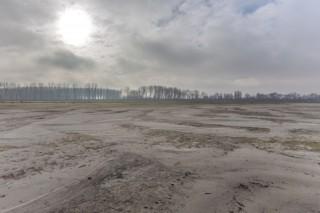 Le enormi spiagge create dalla secca del Grande Fiume
