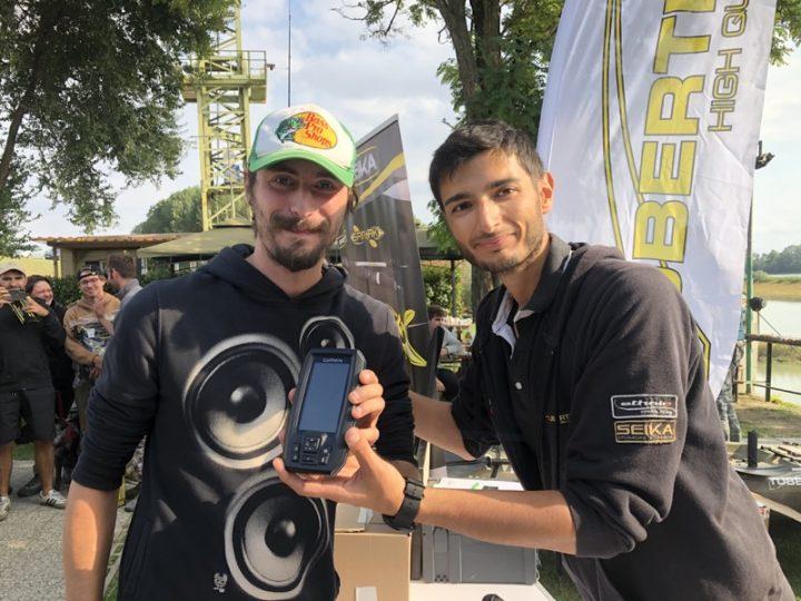 Primo premio: Ecoscandaglio Garmin Striker 4CV
