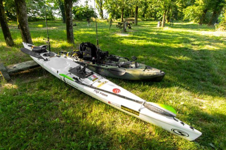 Kayak a confronto